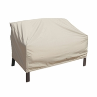 Patio Furniture Covers - For Loveseat Glider w/ Elastic