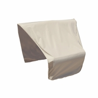 Patio Furniture Covers - For Modular Wedge Left End (Right Facing)