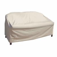 Patio Furniture Covers - For X - Large Loveseat - Straight Back Or Contoured