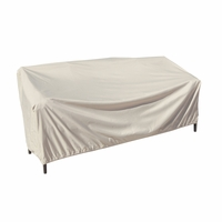 Patio Furniture Covers - For XL Sofa - Straight Back Or Contoured