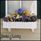"""Picket Fence Premier Window Boxes w/ """"Easy Up"""" Cleat Mounting System"""