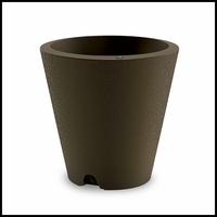 Pinpoint 16in. Tapered Planter