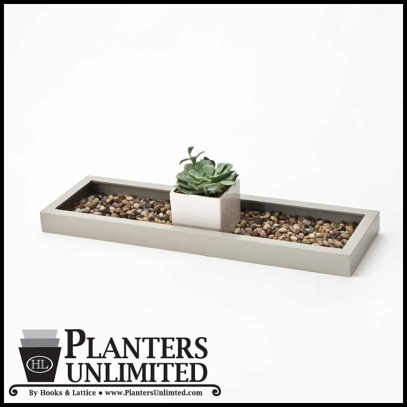 Table Top Office Planters Click To Enlarge