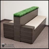 Planter Bench Systems