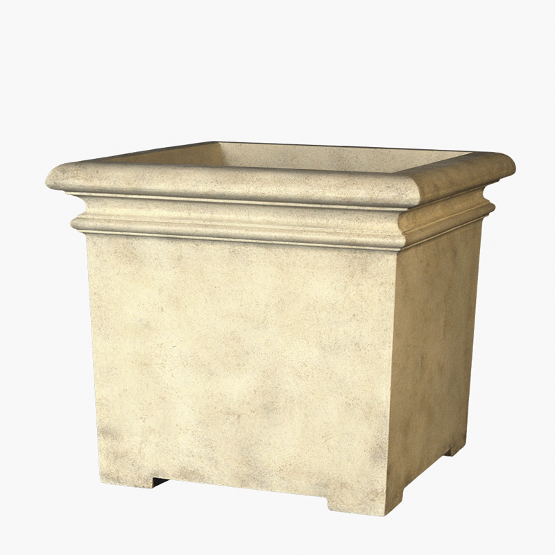 The elegant pompeii concrete planter planters unlimited Concrete planters