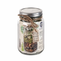 Portland Sand and Sea Mason Jar Terrarium Kit