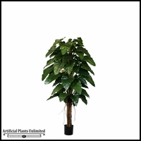 6' or 8' Potted Rainforest Climber On Pole