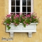 Presidential 36 in. Window Box - White