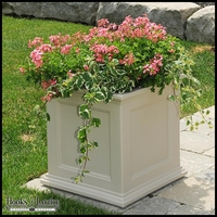 Prestige 20x20 Patio Planter - Clay