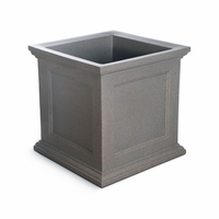 Prestige 28x28 Patio Planter - Sandstone