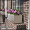 "Promenade 48"" Clay Window Box"