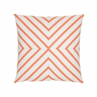 Provence Stripe Outdoor Rated Pillow