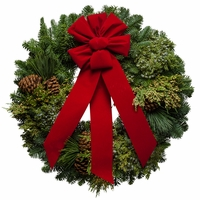 Pure Christmas Wreath