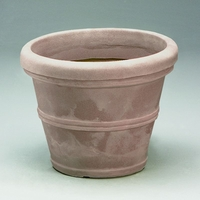 Queen Belaire 44in. Planter - Weathered Stone