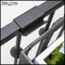 Rail & Balcony Bracket For Metal Railings - (Pair)