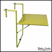 Railing Planter Shelf - Lime