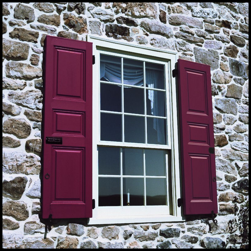 Raised Panel Shutters Outdoor Window Shutters Hooks And