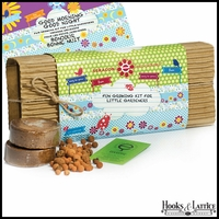 Good Morning Flower Seed Kit for Kids