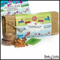 Junior's Healthy Green Garden Seed Starting Kit