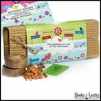 Flutterby Butterfly Seed Starting Kit