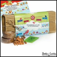 Junior's Veggie Pizza Seed Starting Kit