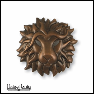 Regal Lion Door Knocker