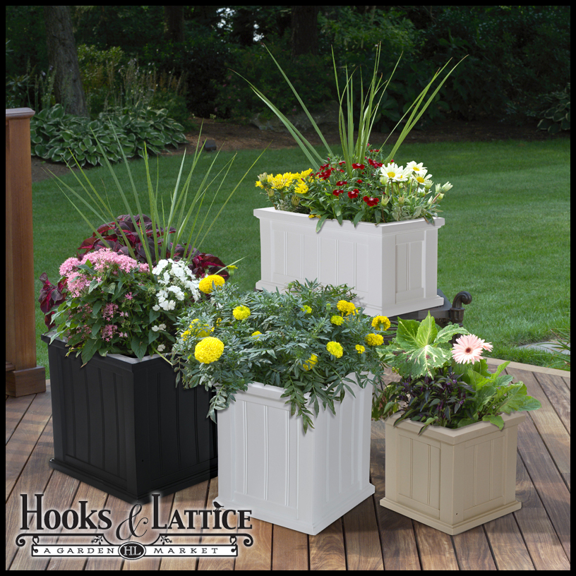 Planter Boxes - Garden Planters - Decorative Planters