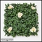12in. X 12in. Rhododendron Azalea Foliage Tile, Cream, Indoor