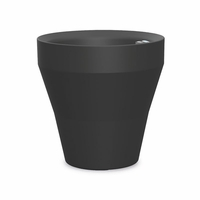 18in. Rimmed Self-Watering Planter