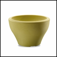 Scottsdale 16in. Tapered Bowl Planter