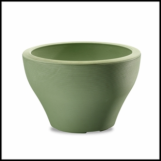 Scottsdale 24in. Tapered Bowl Planter
