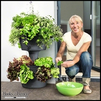 Modern Indoor Planters Self Watering Indoor Planters
