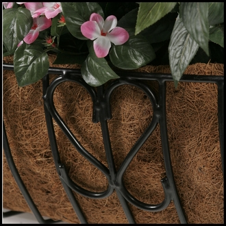 XL Shealynn Heart Window Boxes