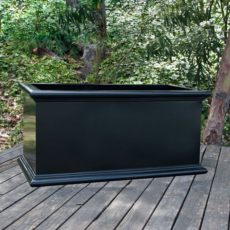 Sienna commercial fiberglass planters tall rectangular planters sienna rectangular planters workwithnaturefo