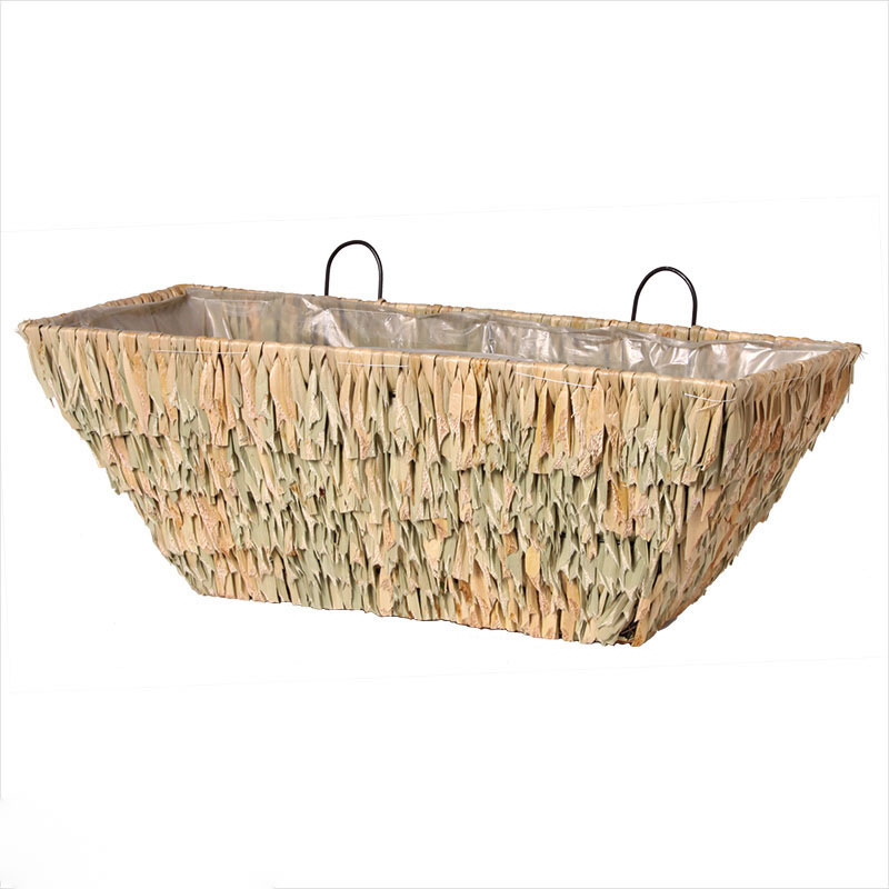 Silverglade Seagrass Tapered Window Basket To Enlarge
