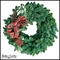Simplicity Wreath - 24in