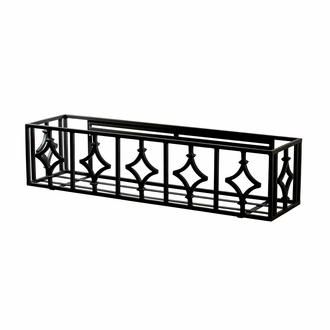 Solitaire Window Box Cage w/ Liner