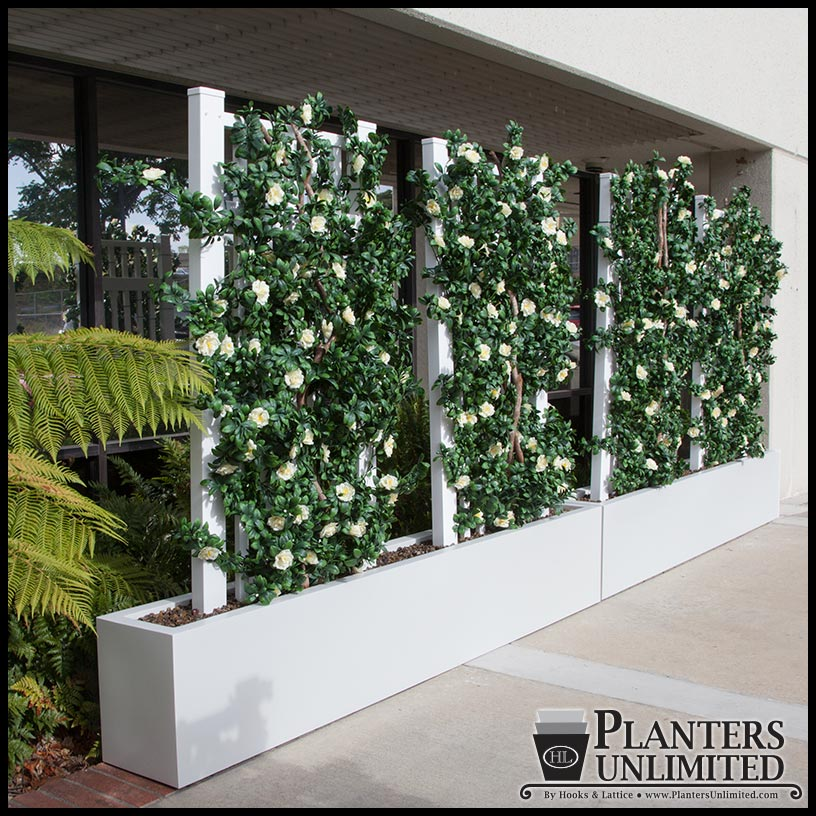 Space Dividers Commercial Planters Planters Unlimited