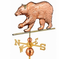 Standard Bear Weathervane