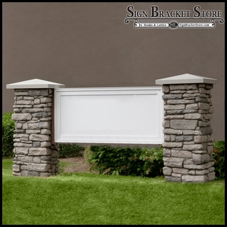 Monument Sign Blanks For Stone