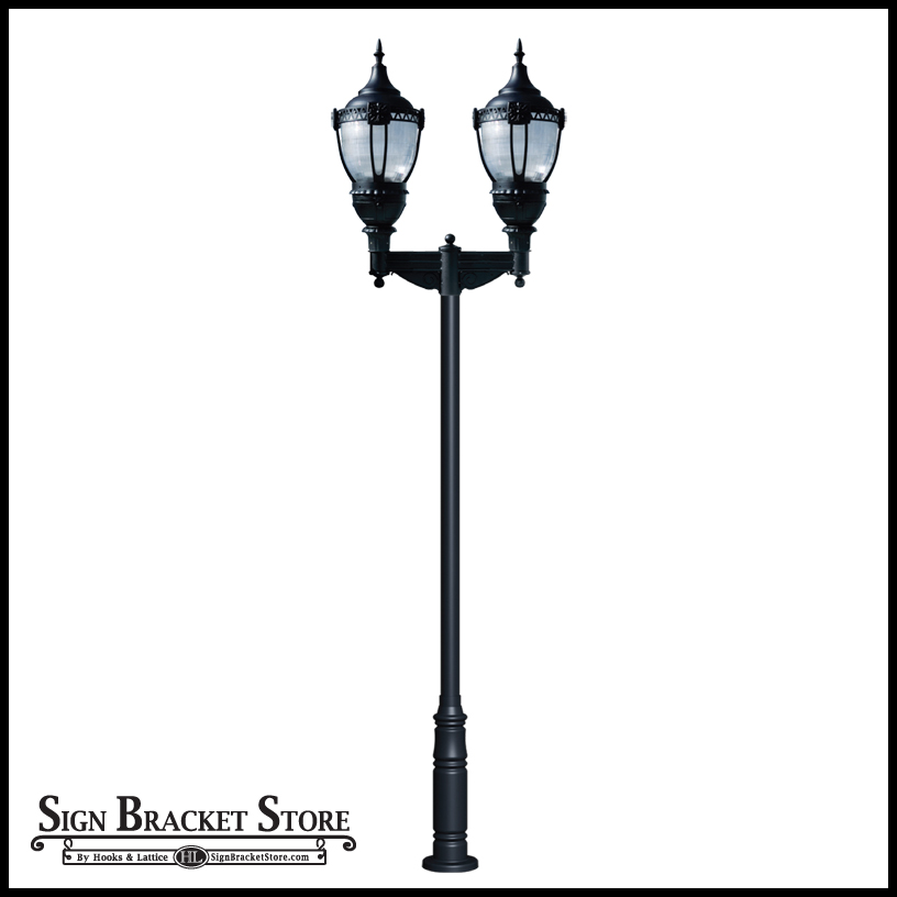Street Lights, Street Lamps And Lighted Post Fixtures