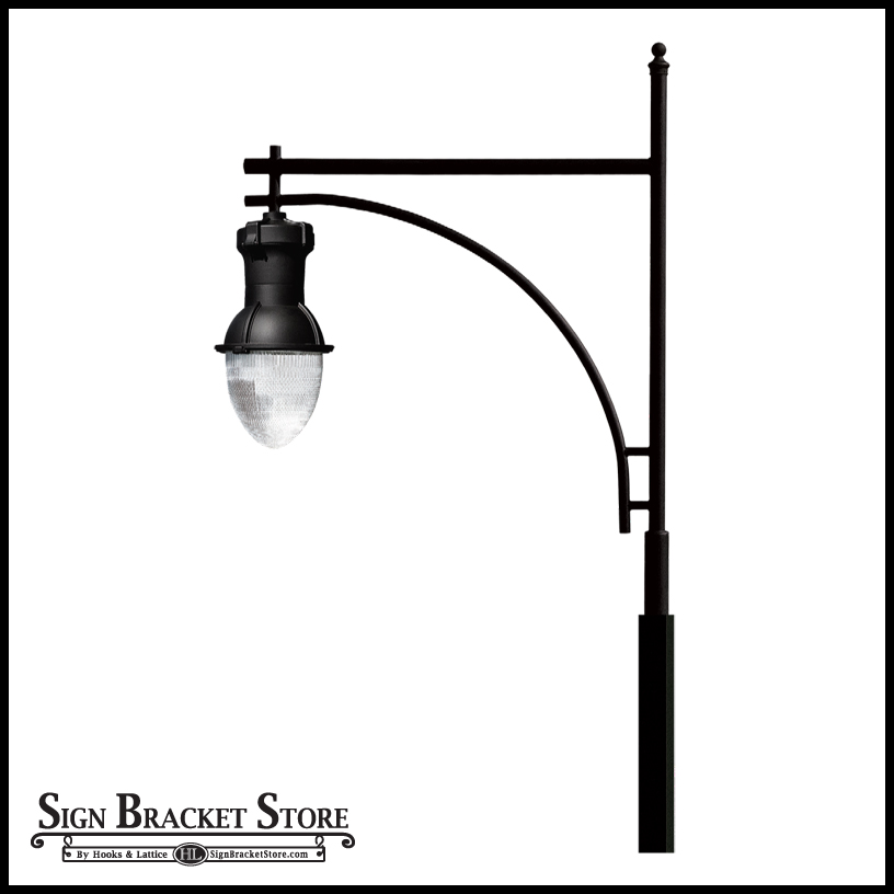 Outdoor Street Post Lights: Street Lights, Street Lamps And Lighted Post Fixtures