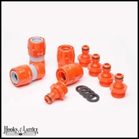 Stylus Irrigation Kit - Garden Hose Fittings