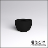 Surface Square Cast Stone Planter 28in.L x 28in.W x 20in.H