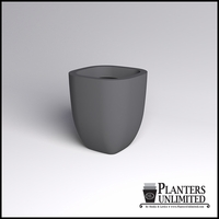 Surface Square Cast Stone Planter 32in.L x 32in.W x 36in.H