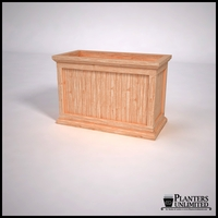 Tamland Cedar Commercial Planter 36in.L x 18in.W x 24in.H