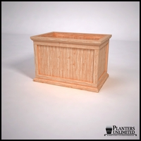Tamland Cedar Commercial Planter 36in.L x 24in.W x 24in.H