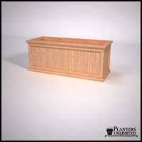 Tamland Cedar Commercial Planter 60in.L x 24in.W x 24in.H