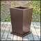 Tapered Urban Chic Fiberglass Planter - Choose from 3 Colors