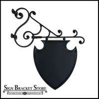 The Briar Crest Bracket and Sign Blank